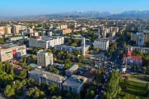 Центр Бишкека, Абдырахманова-Чуй