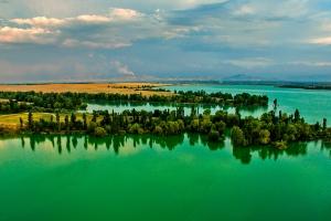 Ала-Арчинское водохранилище